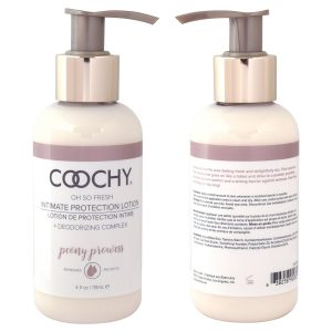 Coochy Intimate Protection Lotion Peony Prowess Transparent 118ml